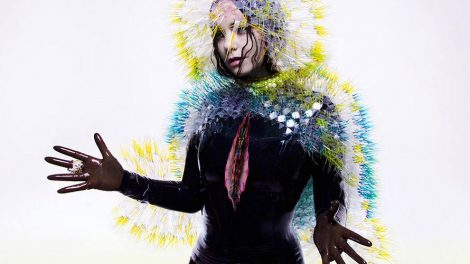 Björk släpper Virtual Reality-app