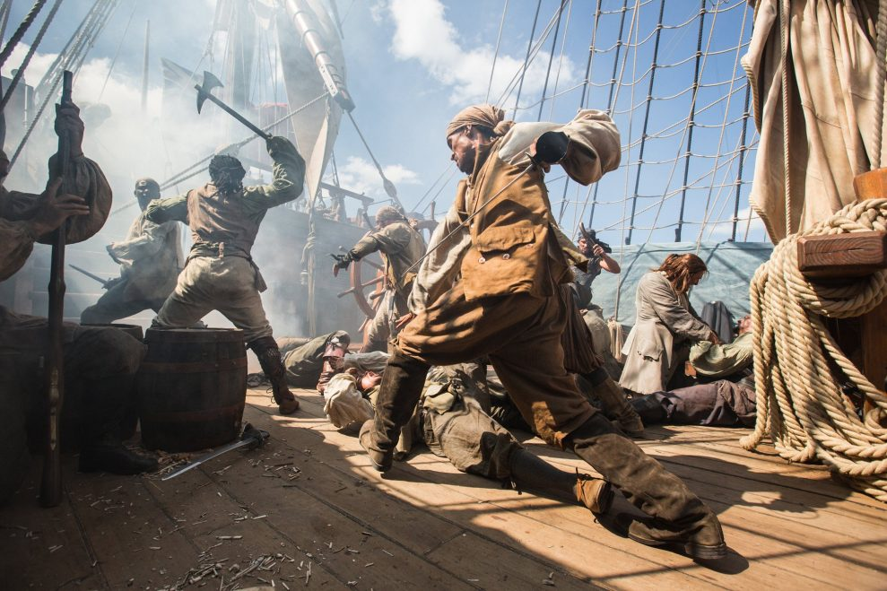 Black Sails, sesong 2_5