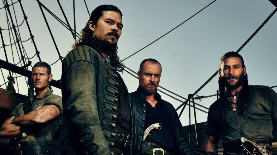 Black Sails, säsong 3