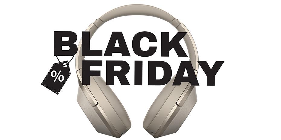 - Black Friday – hörlurar - Ljud   Bild 27c5cf3dafbfe