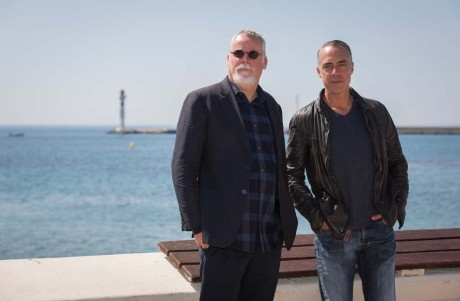 'Bosch' Photocall At MIPTV 2014 In Cannes