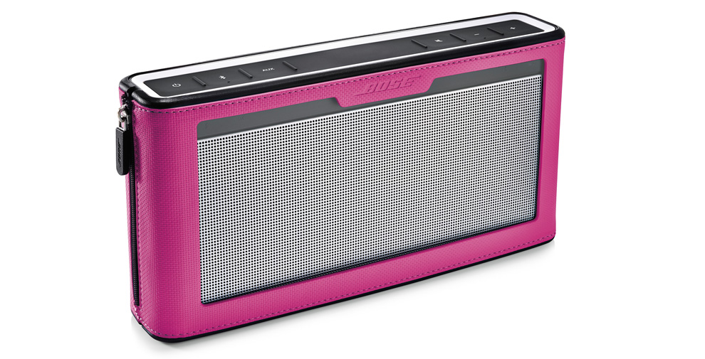Bose soundlink iii ljud bild for Housse bose soundlink 3
