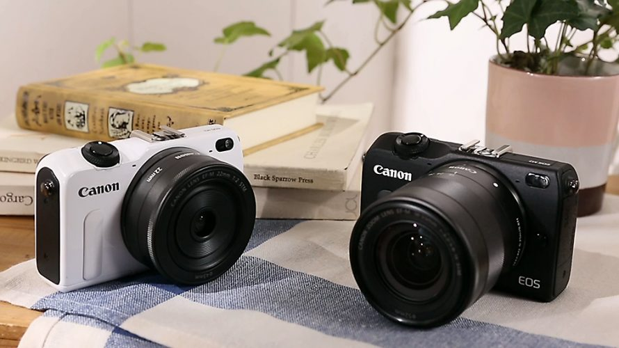 Canons minsta i snabbare version