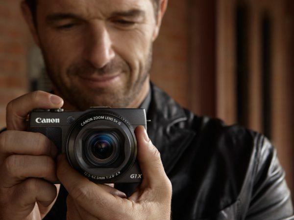 Canon Powershot G1X II