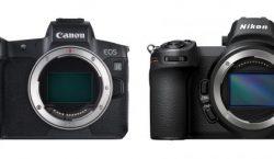 10 saker du bör veta om Canon EOS R og Nikon Z7 / Z6