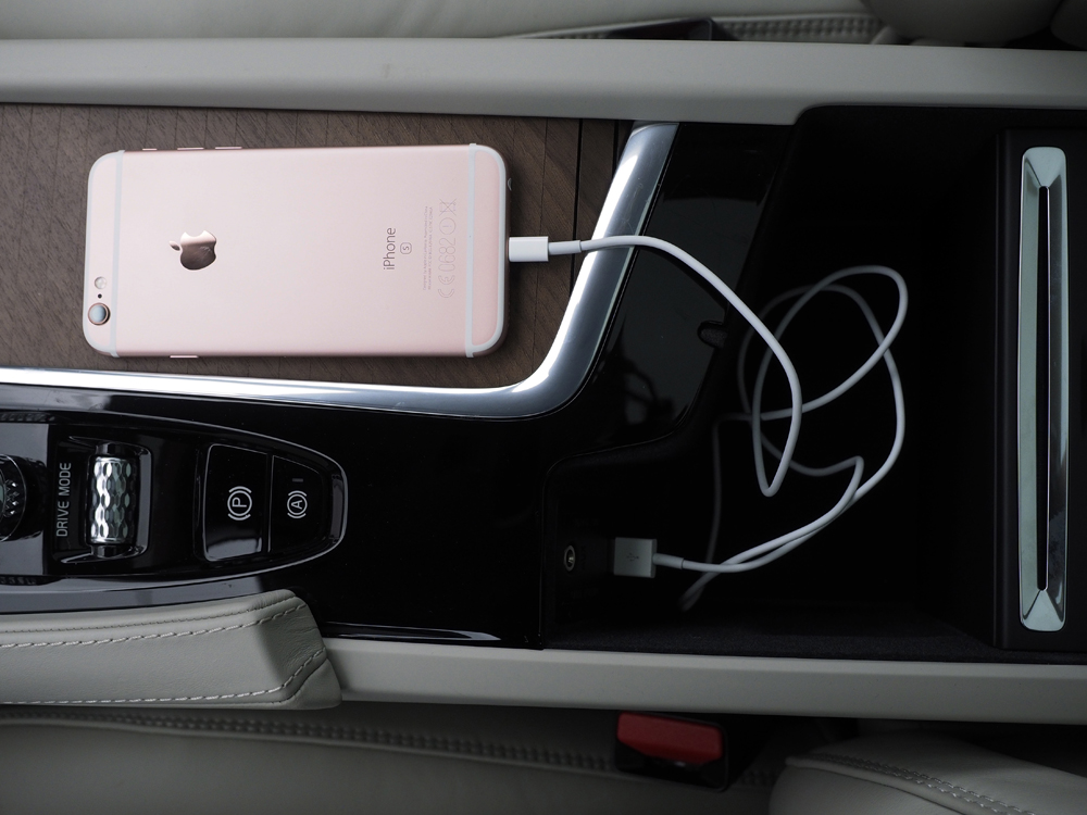apple carplay volvo ljud bild. Black Bedroom Furniture Sets. Home Design Ideas
