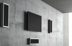 DALI Ikon On-Wall mk2+ Sub E-12F