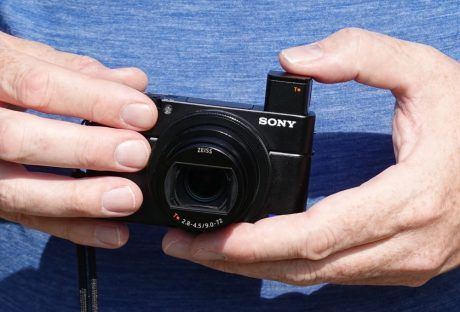 Vi har provat Sonys nya RX100 VI
