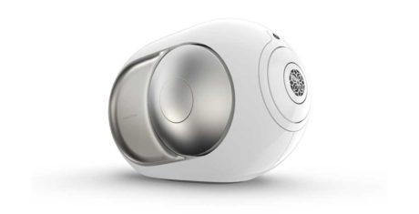 Devialet Silver Phantom var den bästa multiroom-högtalaren vi testade förra året. Foto: Devialet