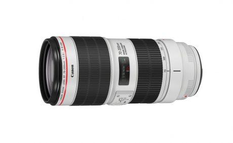 Canon uppdaterar telezoomar