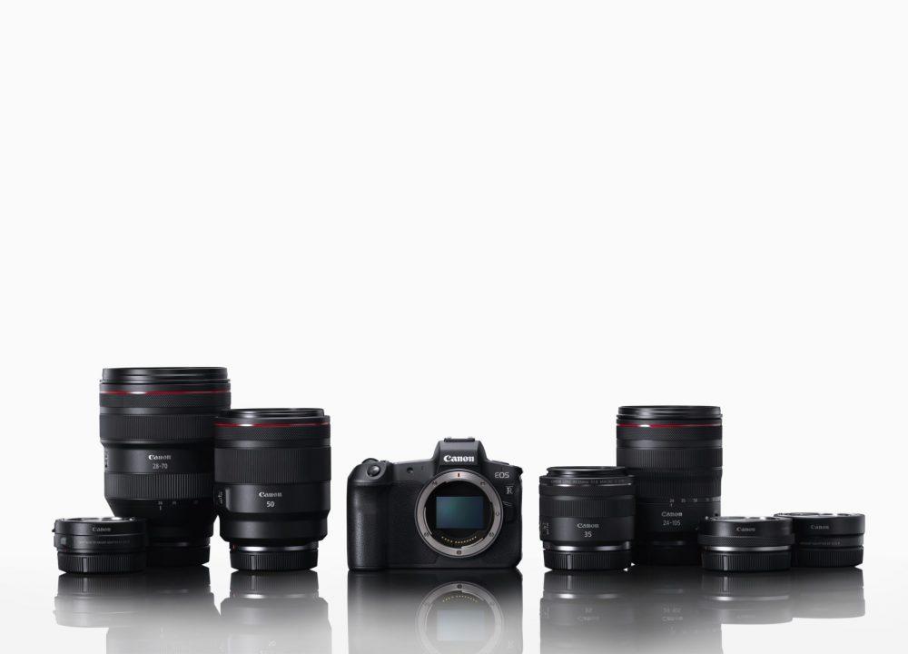 Canon lanserar spegellöst kamerasystem