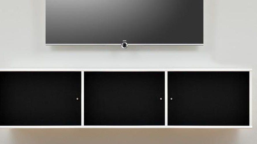 Snygga hifi- och TV-möbler