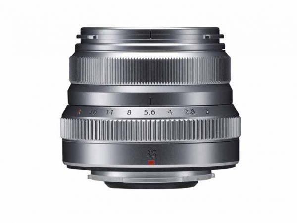 Fujifilm XF 35 mm/f2,0 WR