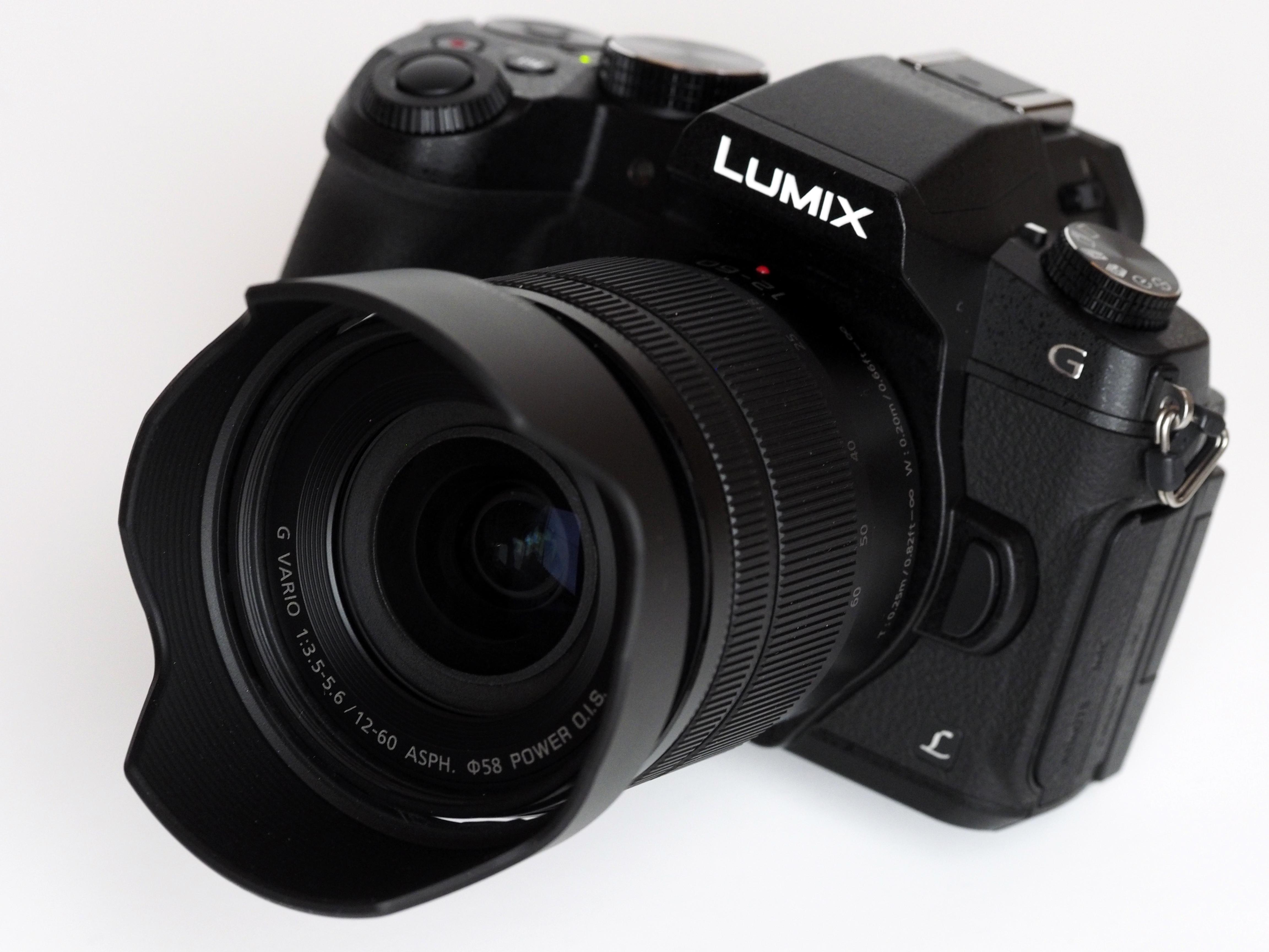 Se till att du skaffar 12–60 mm-objektivet när du köper Lumix G80, det är definitivt värt pengarna.