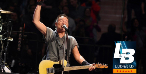"The Boss rockar ""Floden"" i New York!"