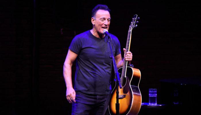 Springsteen tar Broadway till Netflix