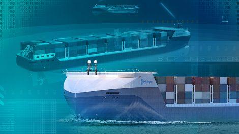 Rolls-Royce utvecklar självgående fartyg