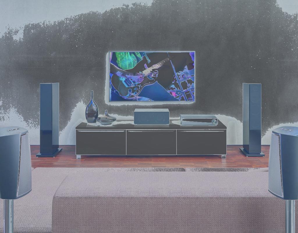 Inredning koppla hemmabio : Denon Heos - Ljud & Bild