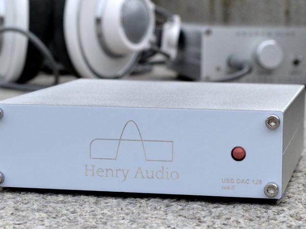 Henry Audio USB DAC 128