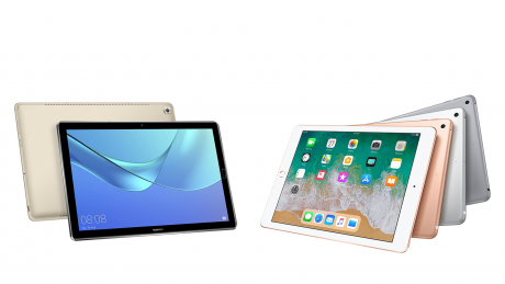 Huawei MediaPad M5 vs Apple iPad 9.7 2018