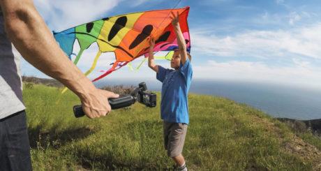Gimbals till action-kameror