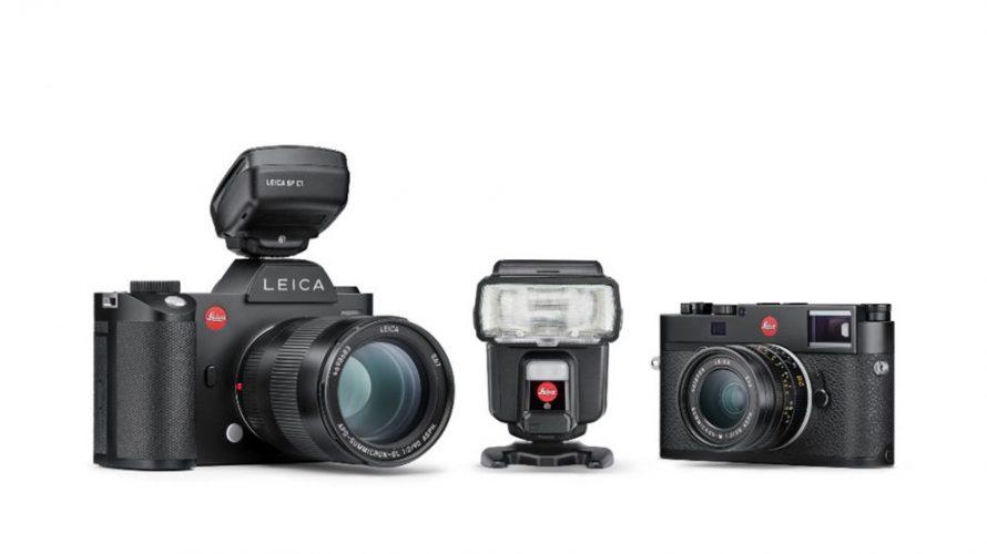 Trådlös Leica-blixt
