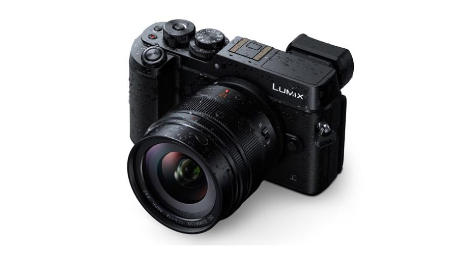 Panasonic Lumix Leica DG Summilux 12mm f1,4 ASPH