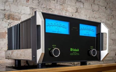450 watt rå kraft i stereo