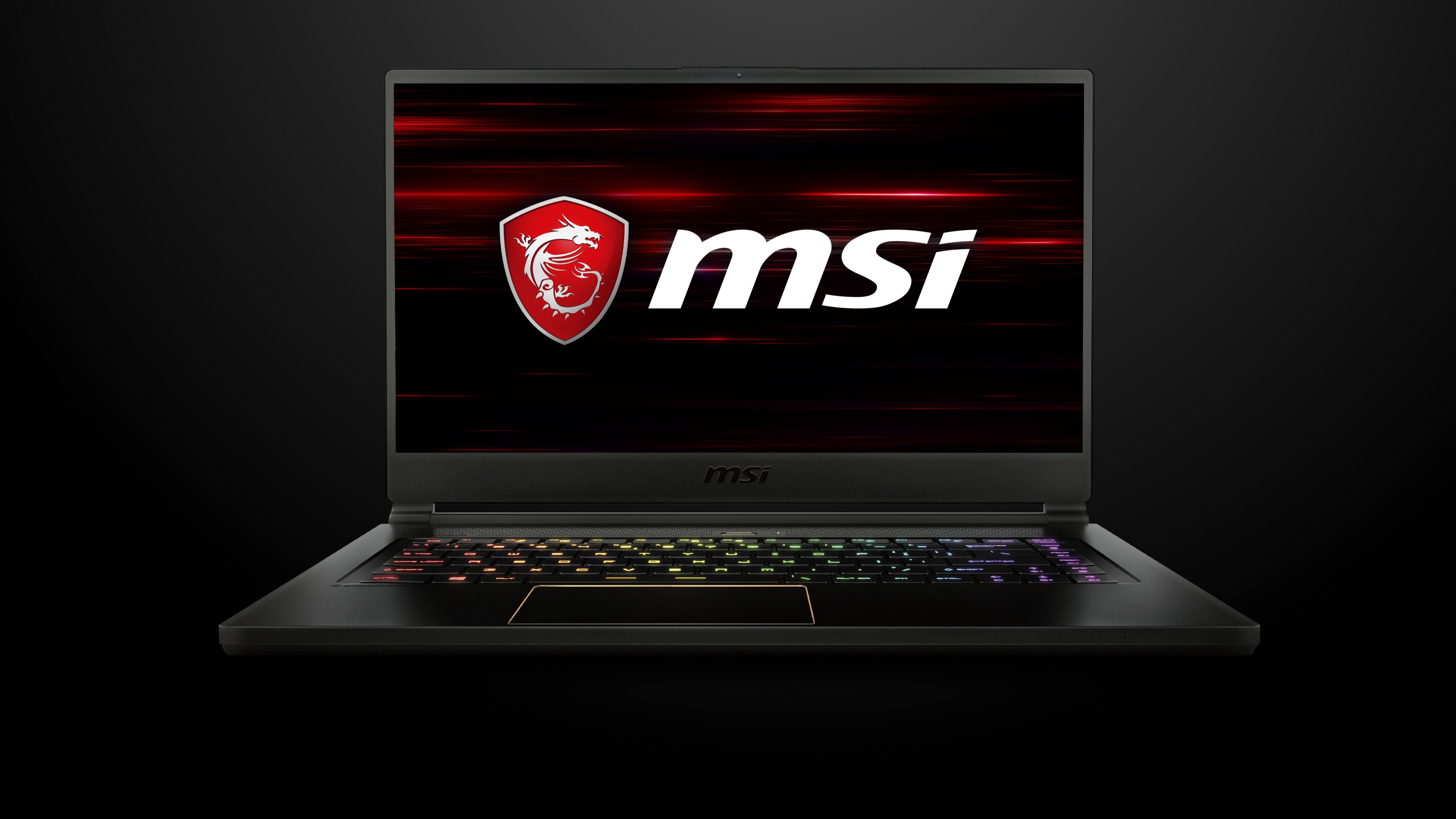 b026c6b2 Test: MSi GS65 Stealth Thin 8RE-016NE