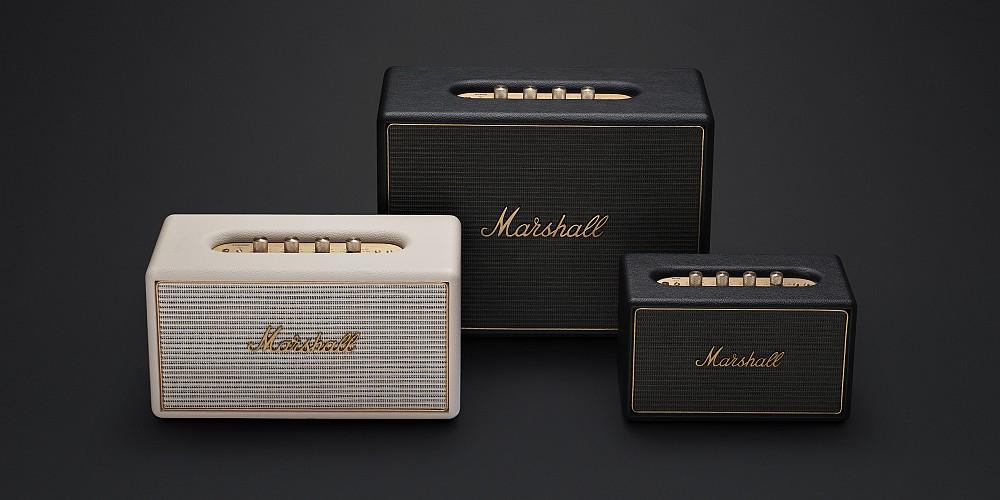 - Marshalls högtalare får multirum-ljud - Ljud   Bild 46ce9037efc1d