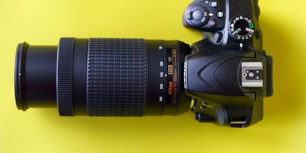 Nikon AF-P DX Nikkor 70-300mm f4.5-6.3G ED VR