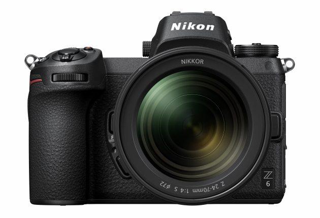 Nikon Z7 och Z6 likadana ut men är olika rent tekniskt.