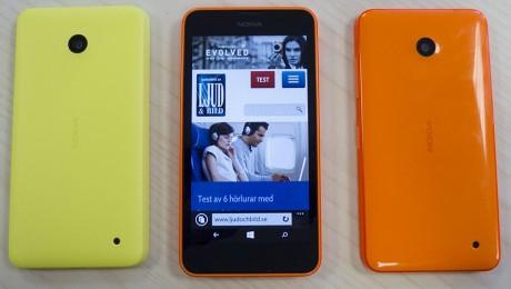Nokia Lumia 630 se