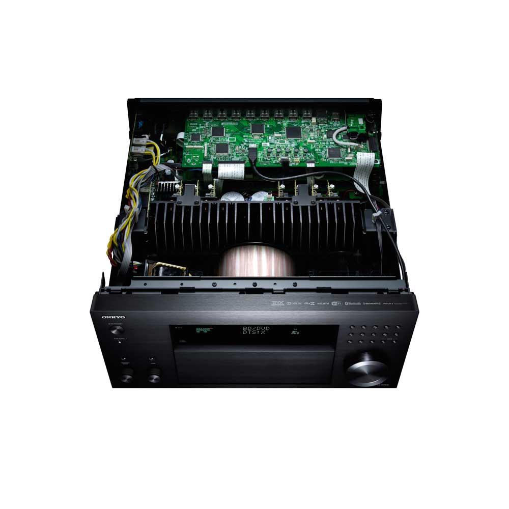 Onkyo TX-RZ900 - Ljud & Bild : koppla hemmabio : Inredning