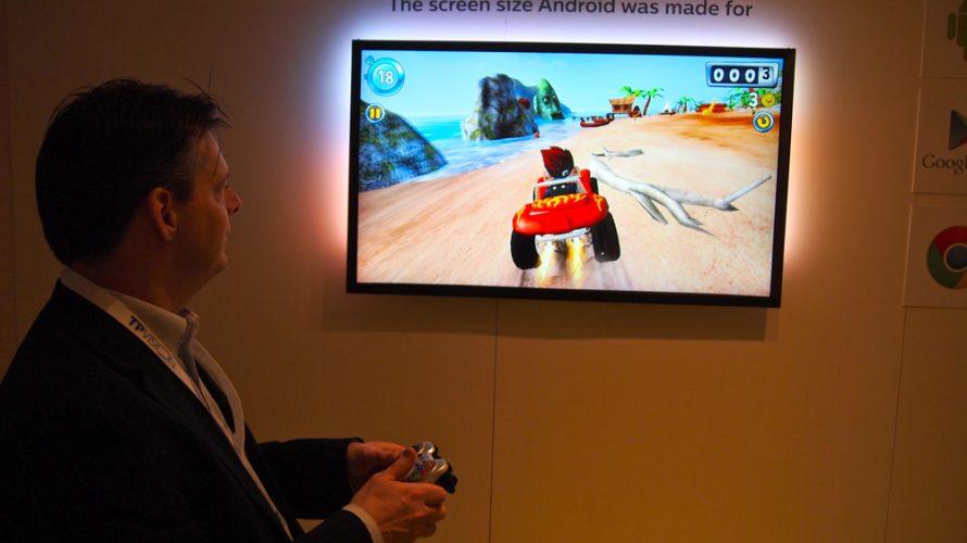 Android-TV från Philips