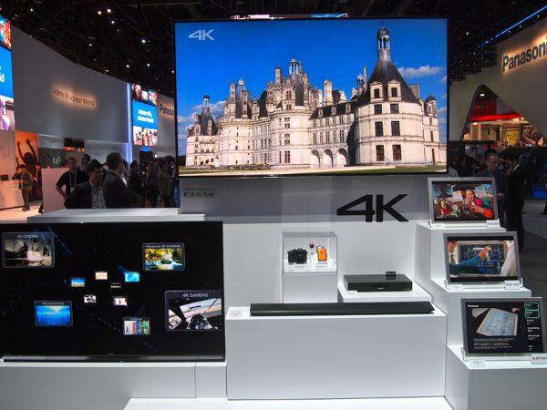 Mer 4K-TV från Panasonic