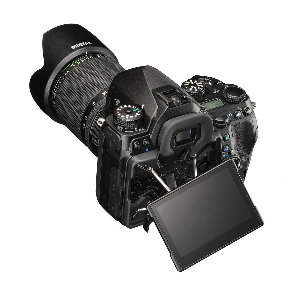 Unik skärm som kan roteras, vridas och vändas åt alla håll. (Foto: Tillverkare)