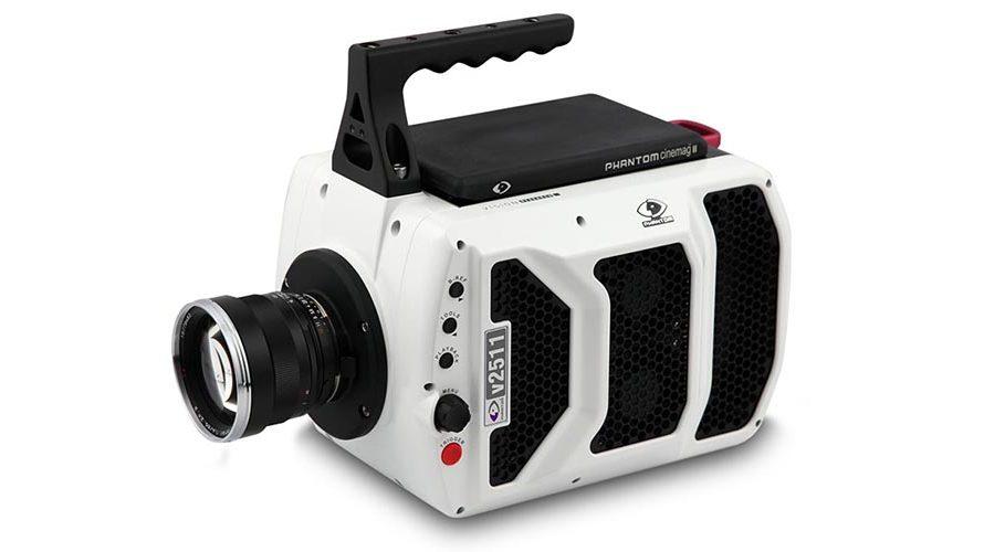 Marknadens snabbaste slowmotion-kamera