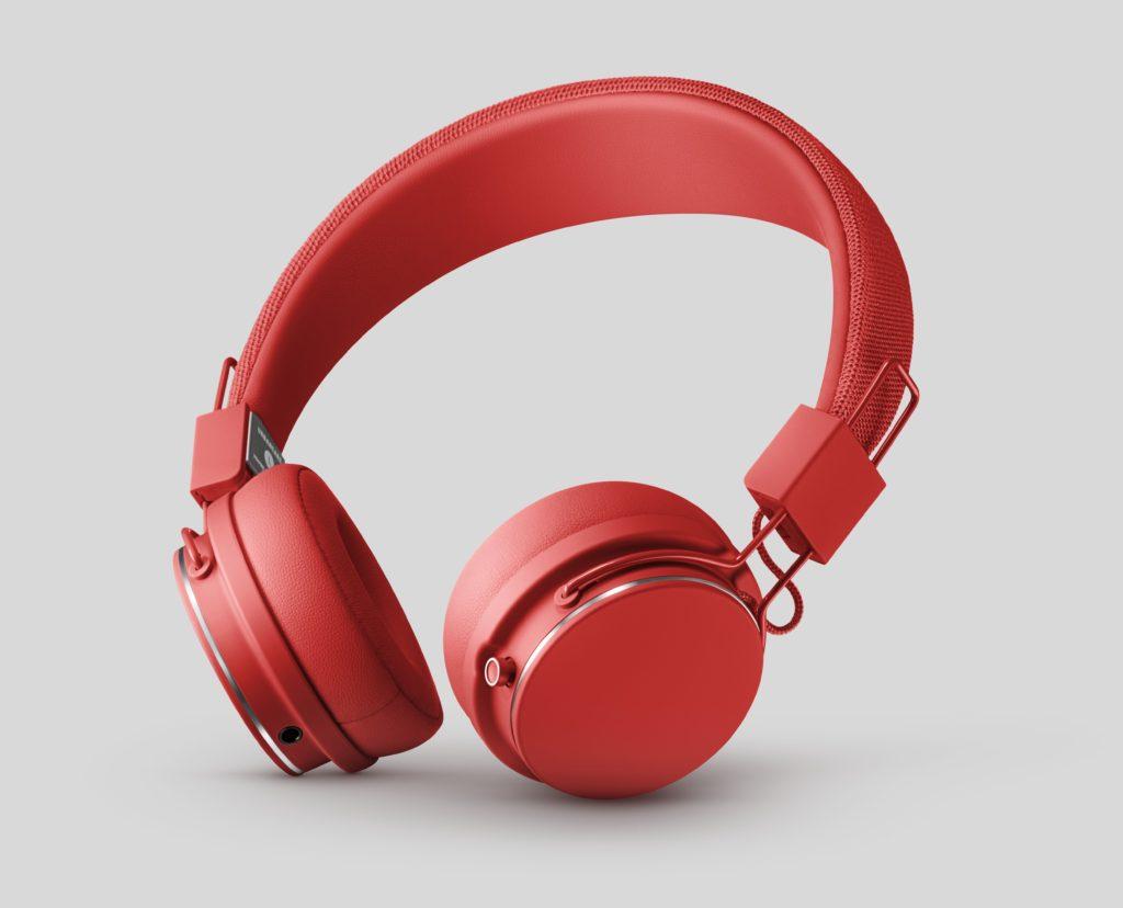 bluetooth høretelefoner i farver