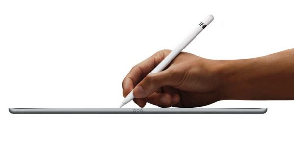 Apple iPad Pro + Apple Pencil mot Microsoft Surface Pro 4 + Surface Pen