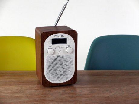 8 bärbara radioapparater