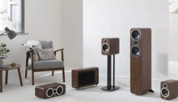 Ny serie från Q Acoustics