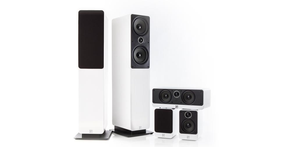 Q Acoustics 2000i 50
