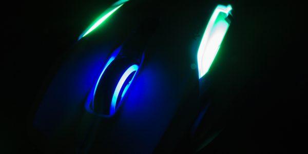8 gaming-möss