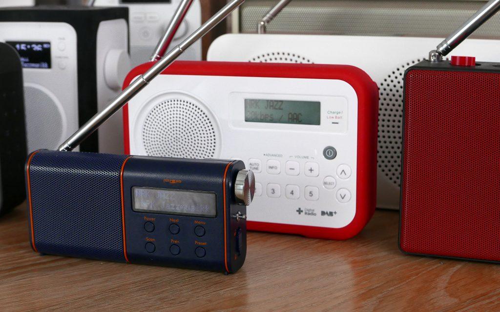 TEST  8 bärbara radioapparater  20525b989eb97