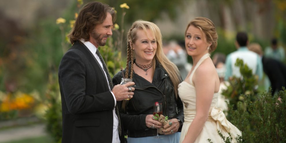 Meryl Streep;Mamie Gummer;Rick Springfield