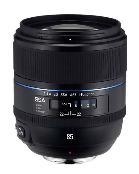 Samsung-85mm f1-4