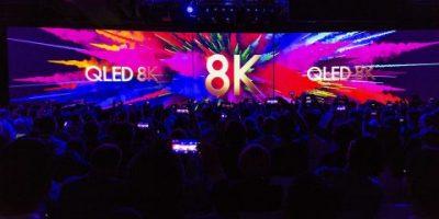 Samsung 8K TV: Vi har sett ljuset!