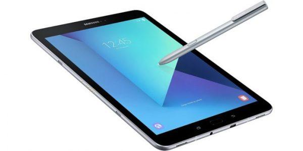 Samsung Galaxy Tab S3 intro