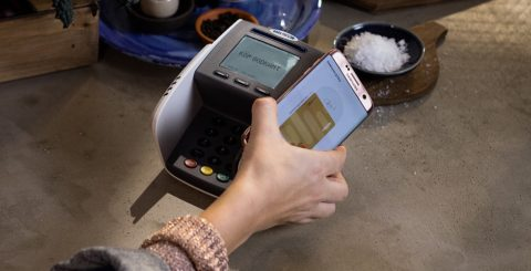 Samsung Pay igång i Sverige